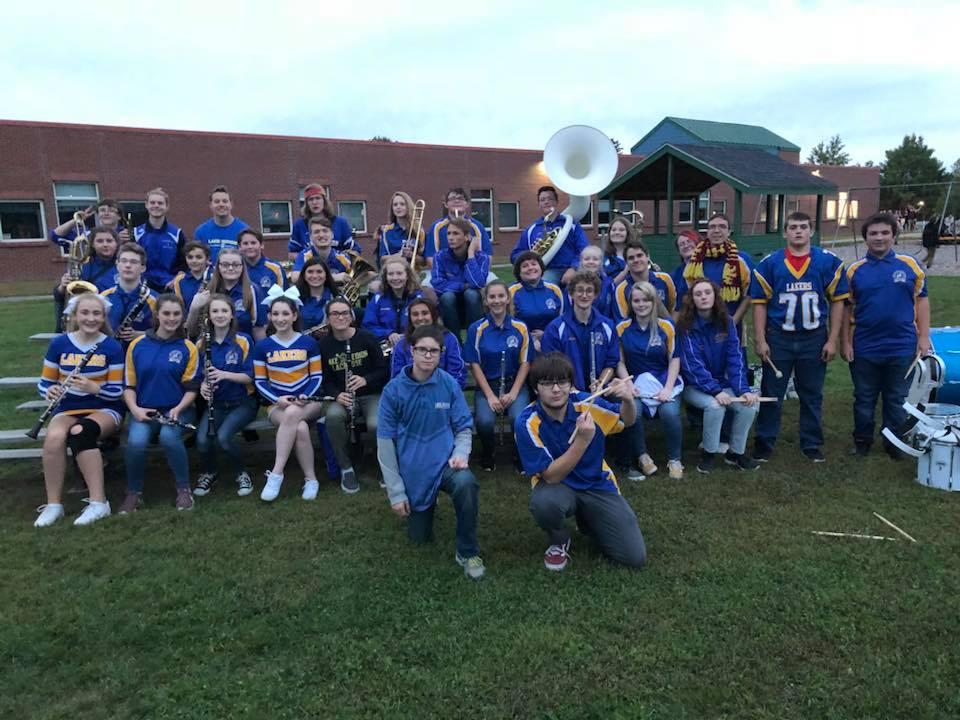 LRHS Band
