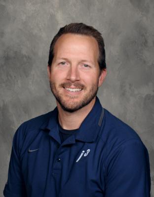 Principal Drew Bairstow