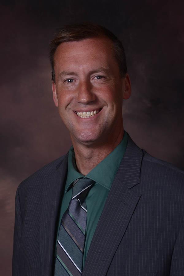 Dwight Stricklin, Superintendent