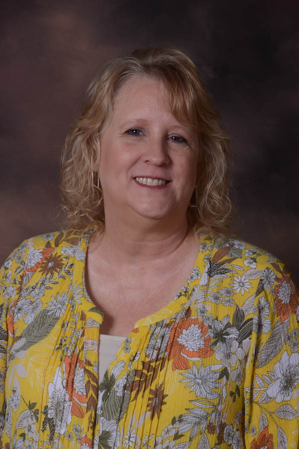 Tina Shiers, Registrar & Admin Assistant Guidance