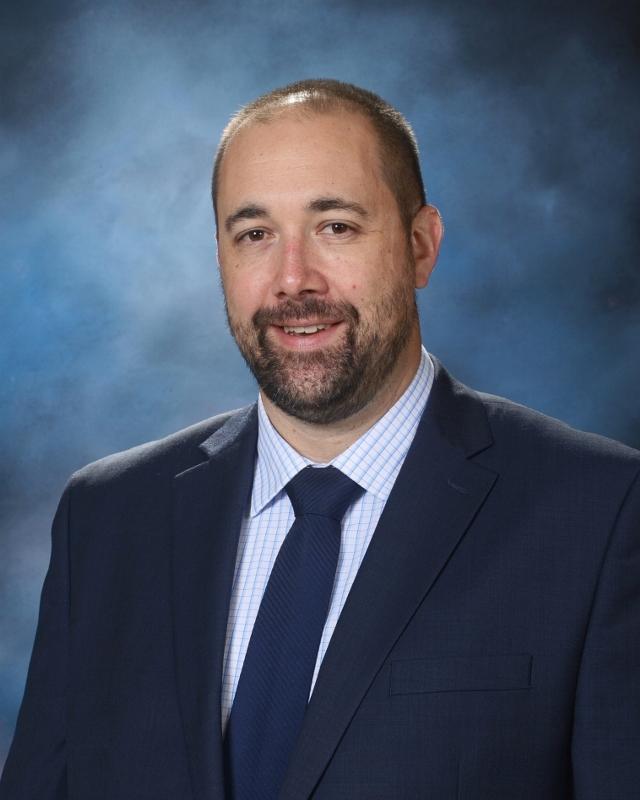David Helm, Assistant Principal