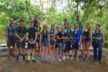 Students from Cedaredge High traveled to Costa Rica for intensive hands-on eclology and cultural studies