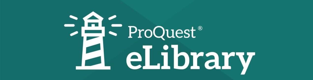 ProQuest eLibrary