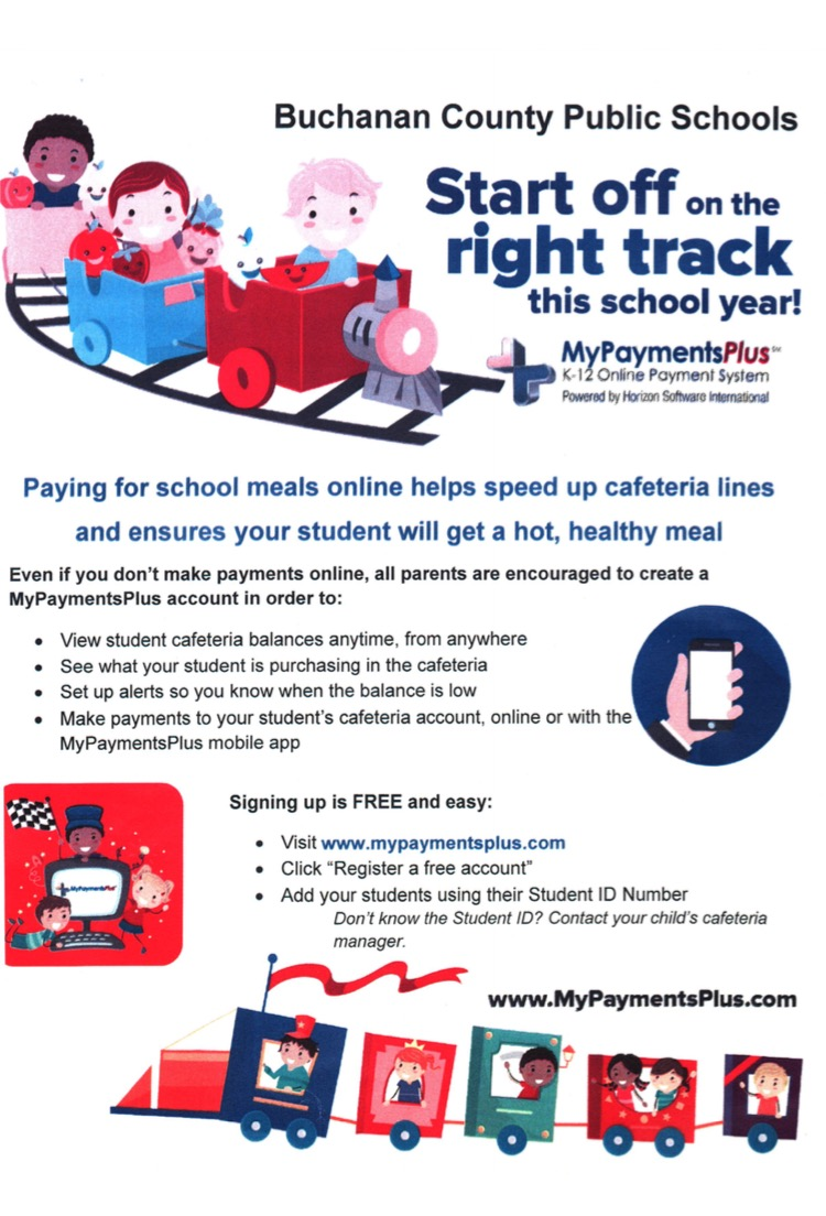 Online Lunch Account Managment