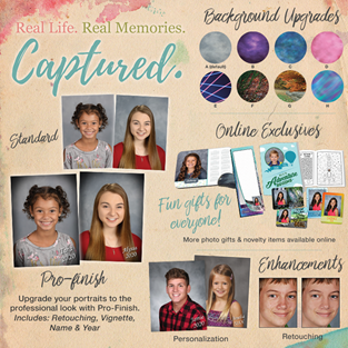 Picture Day 9/28-29  order online!