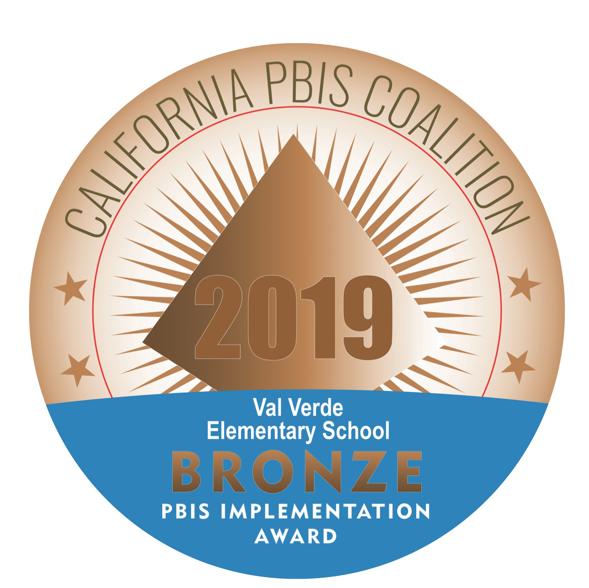 PBIS Coalition Bronze Medal