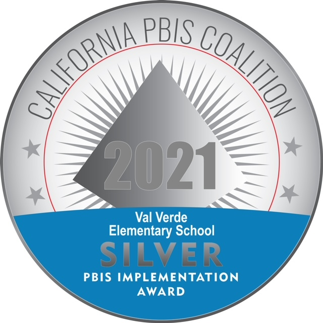 PBIS Coalition Silver Medal