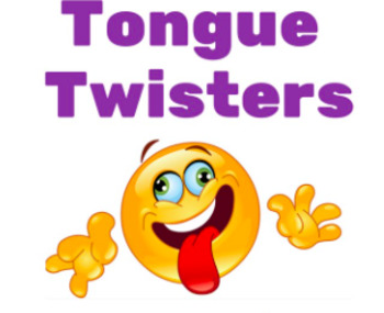 Trabalenguas y adivinanzas/Tongue twisters and riddles