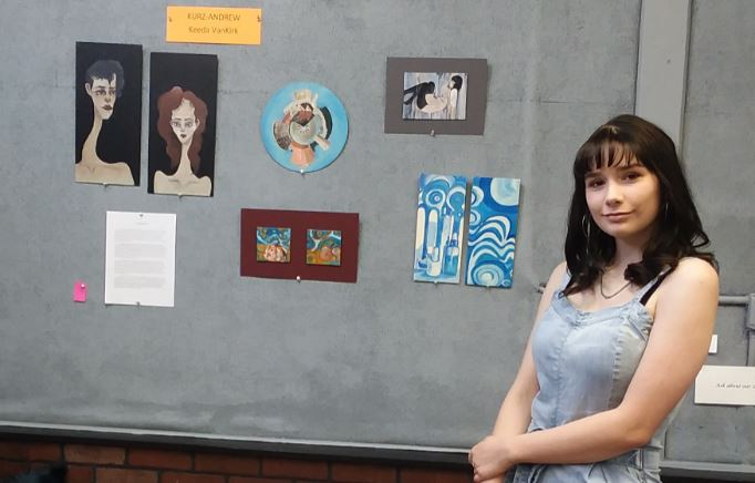 Art students earn top awards