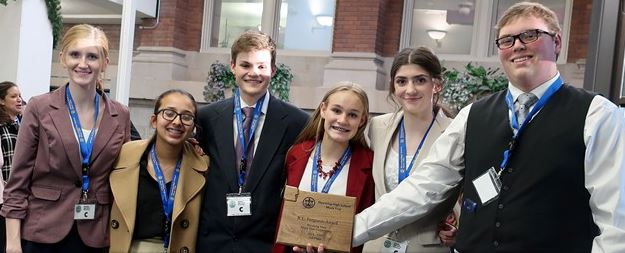 EHS Team Takes 2nd in 2019 Wyoming Mock Trial