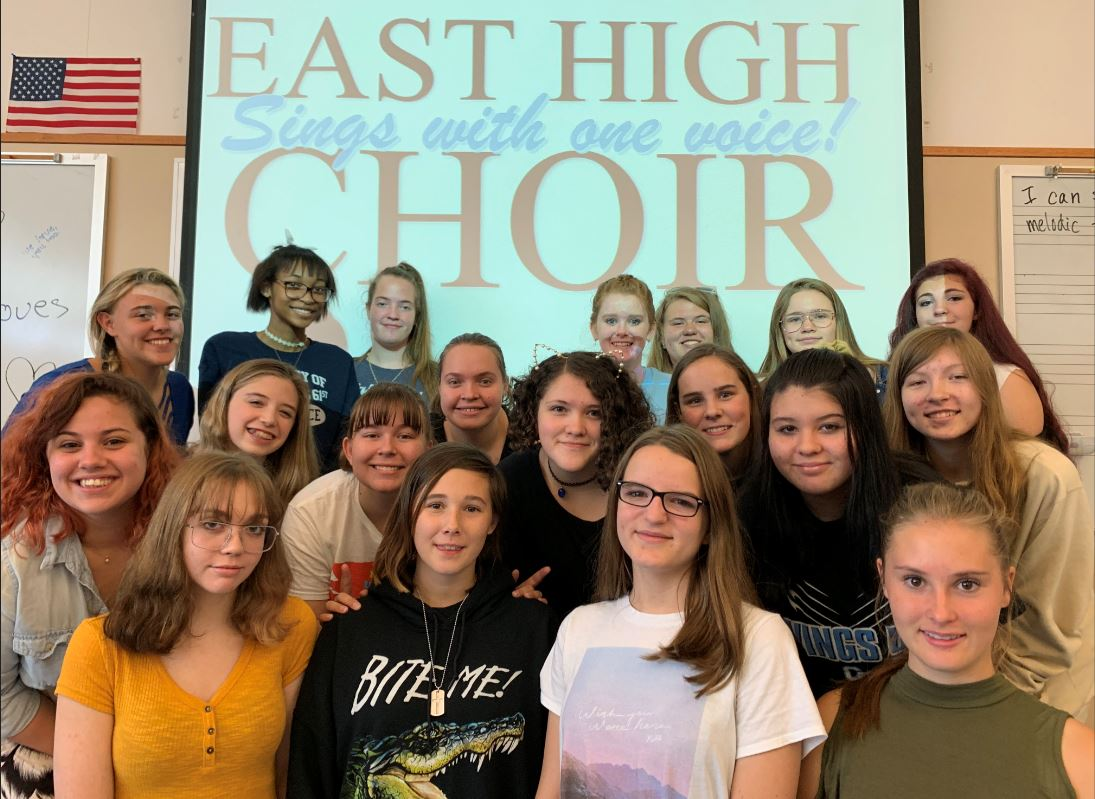 East Bella Voce Choir