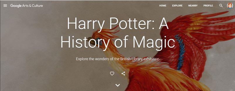 Harry Potter : History of Magic