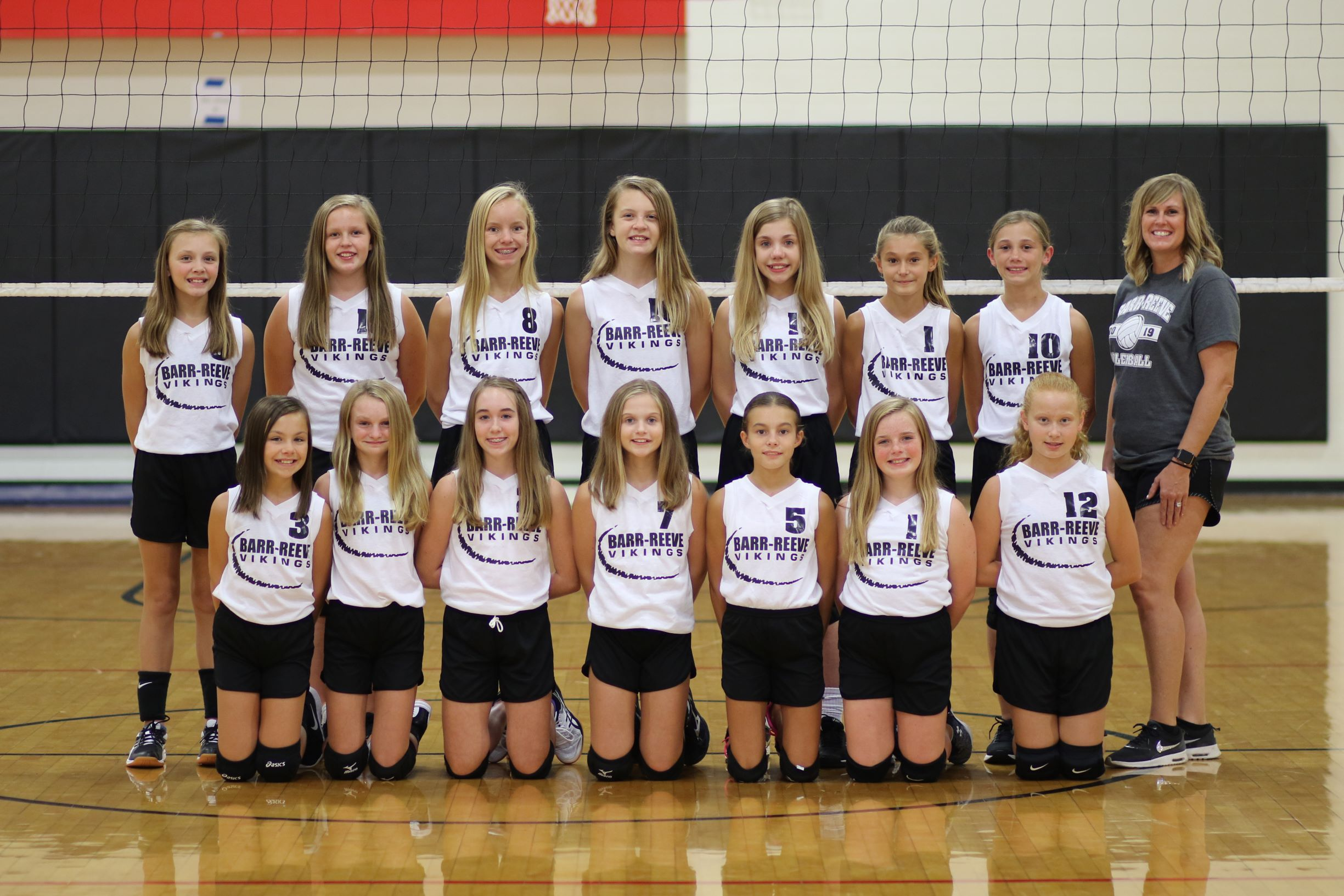 2019-2020 6th Grade Volleyball