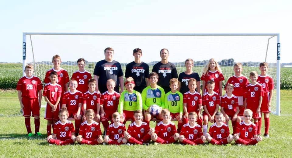 Barr-Reeve Soccer Club