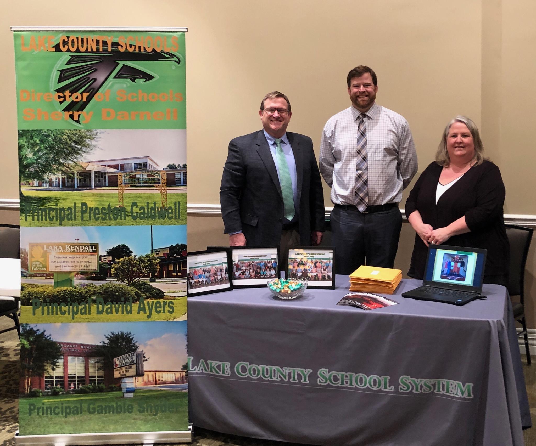 Lake County Principals promote LC Schools