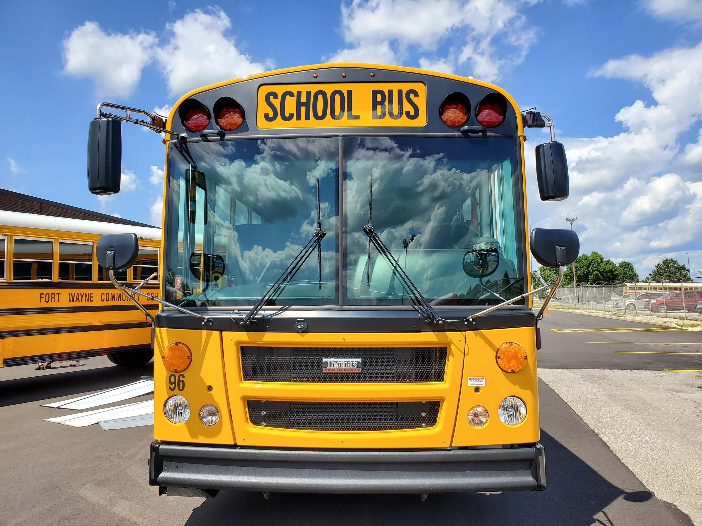 School Bus Registration Form