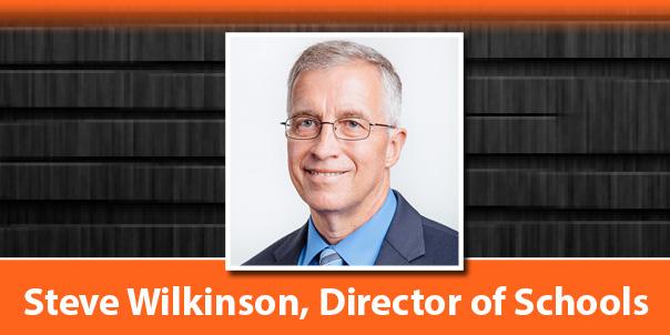 Steve Wilkinson, DIrecto of Schools