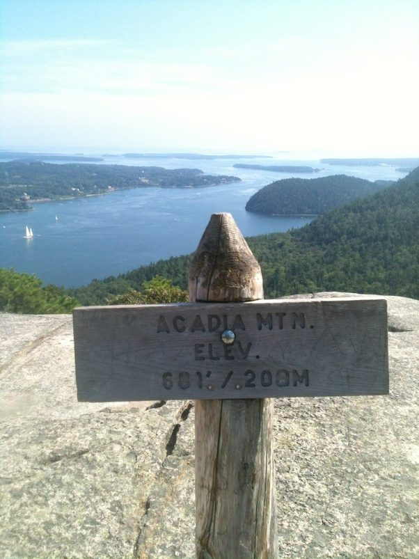 Welcome to Acadia!