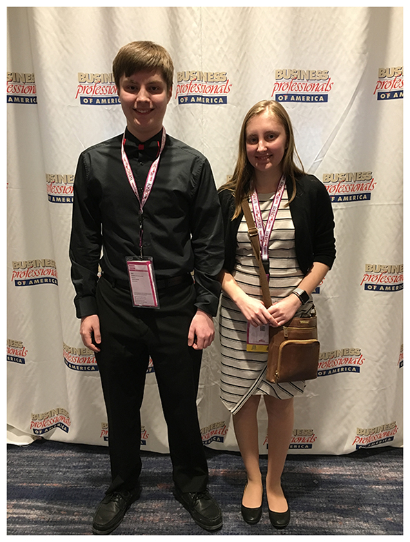 March 11 - WHA Wins at BPA State Conference