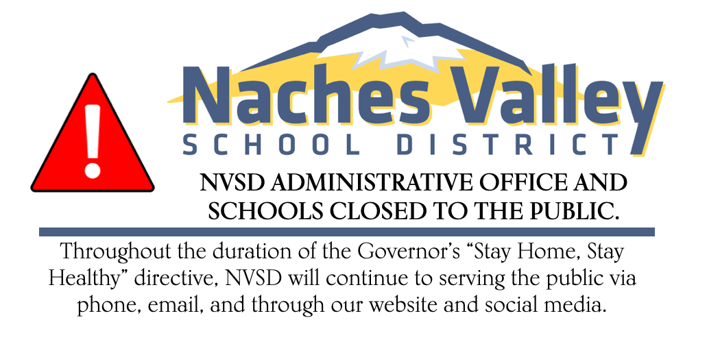 Admin Office and Schools Closed