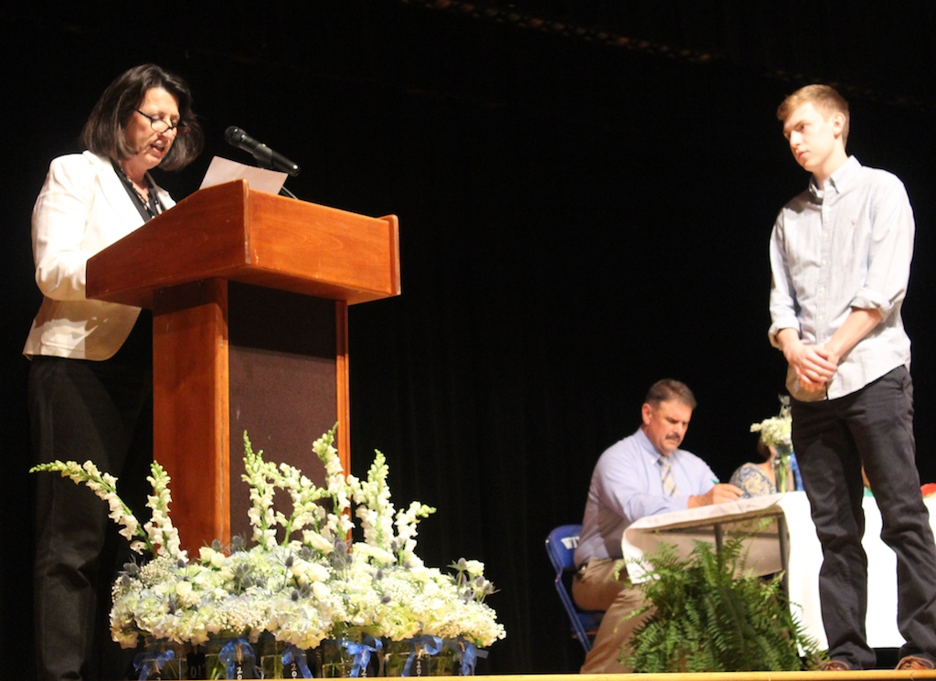 Bucktail and Central Mountain Senior Awards and Scholarships