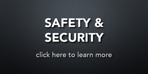 Click here for info on safety and security