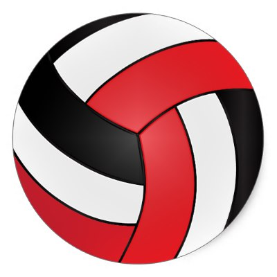 High School Volleyball Printable Schedule