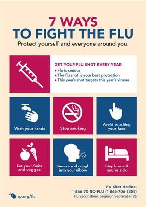 7 Ways to Fight the Flu