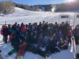 Ski Sunlight Field trip