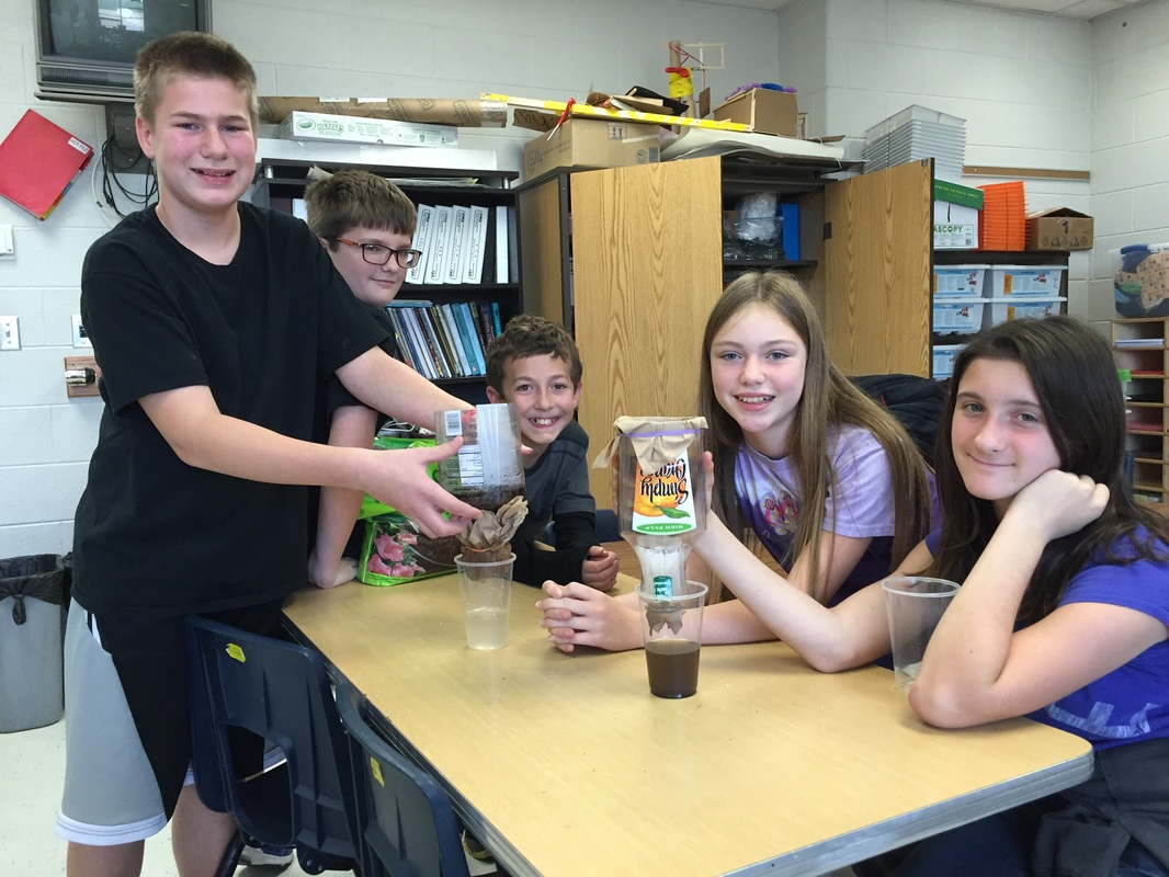 Elementary Challenge STEM Labs