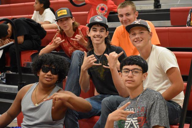 Student Cheer Squad