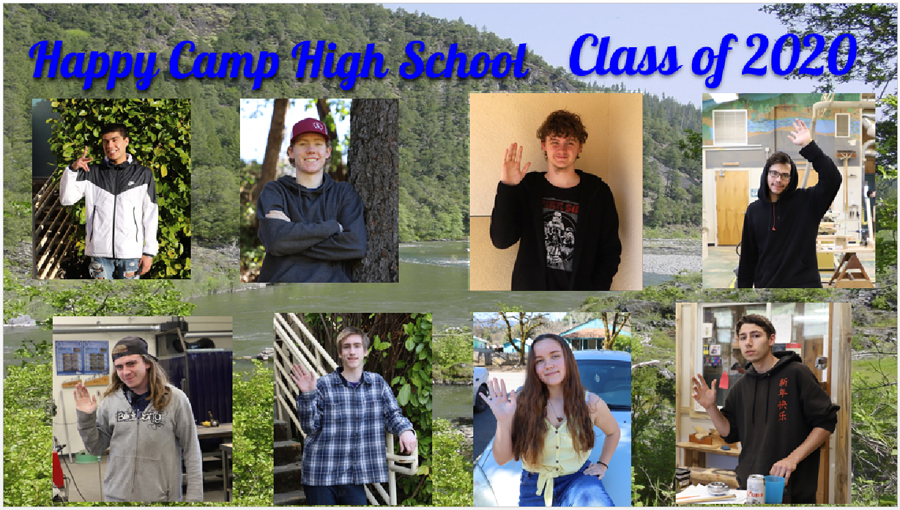 Happy Camp High School Graduation