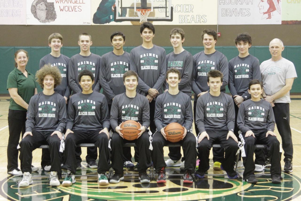 Boys Basketball 2020