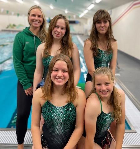 Swim Team Members