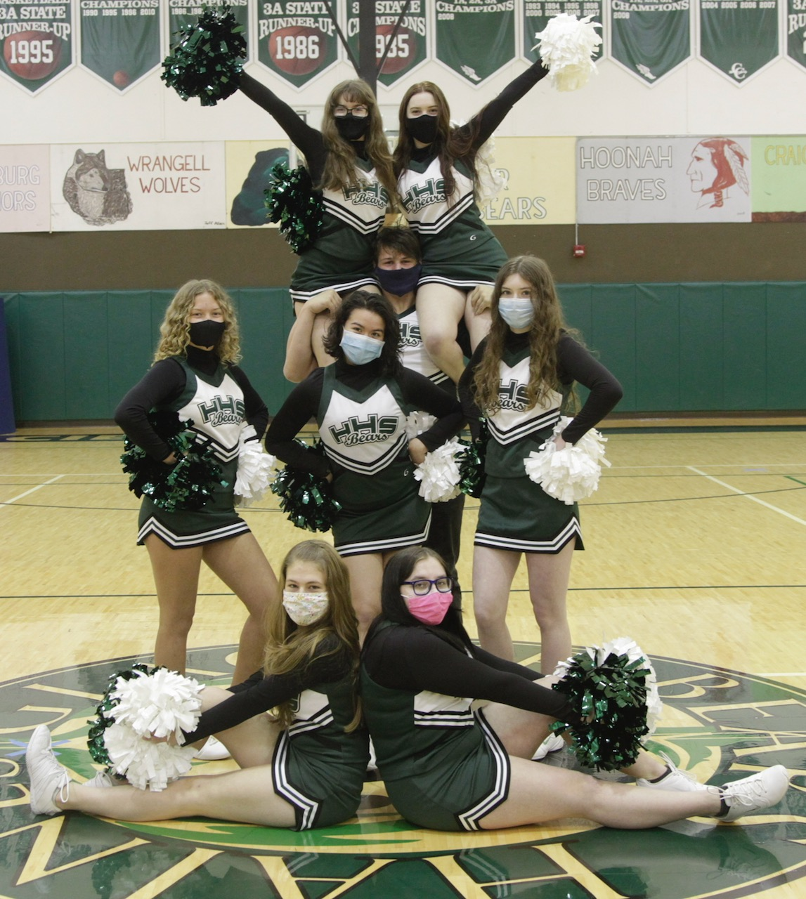 2021 Cheer and Dance Team