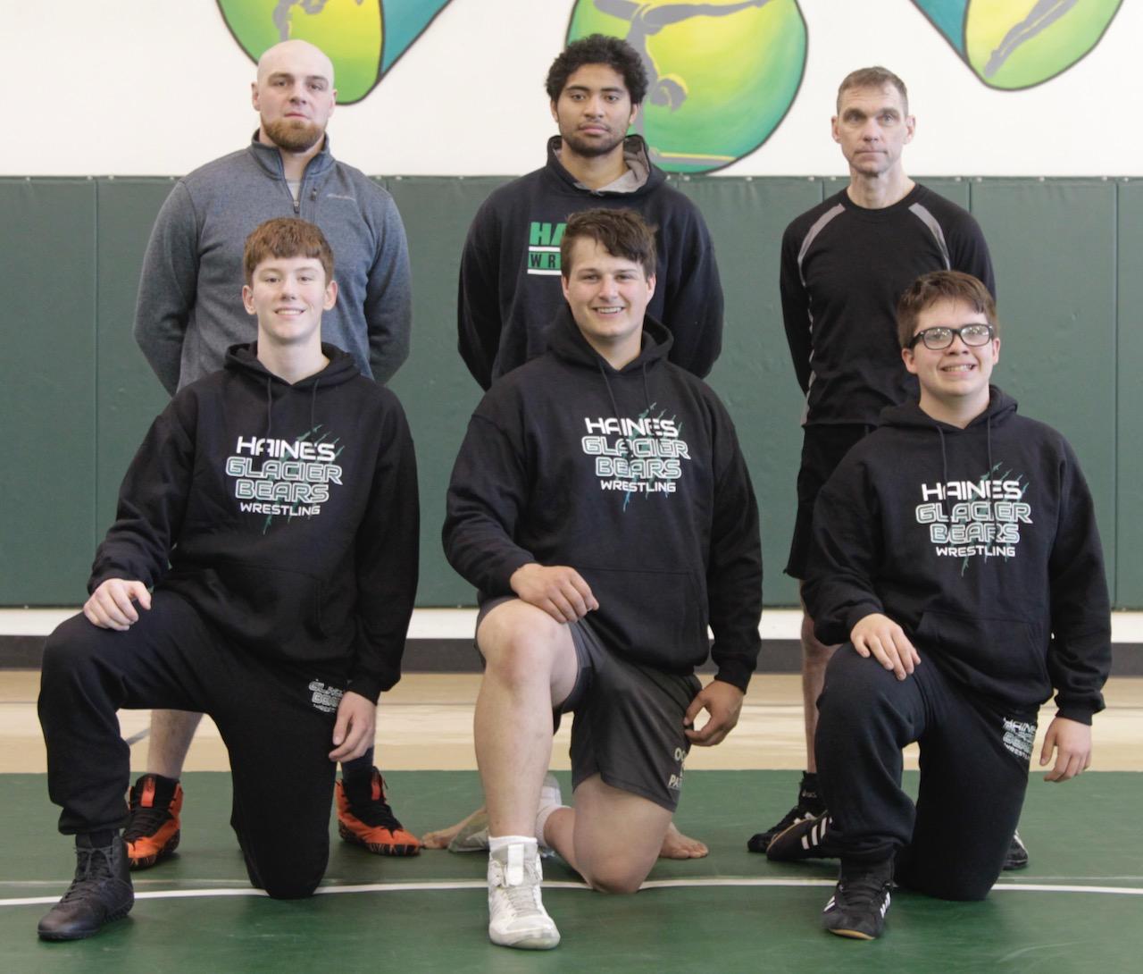 Haines High School Wrestling Team