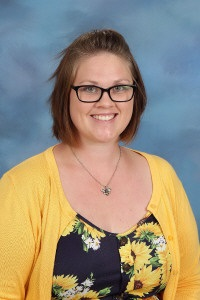TRES Teacher of the Year - Shelby Ford