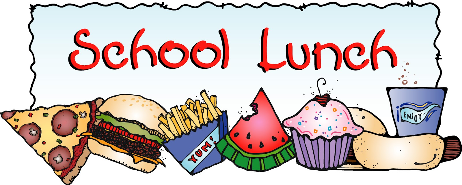 Free Lunch and Breakfast Daily for ALL Students 10 am to 12 pm
