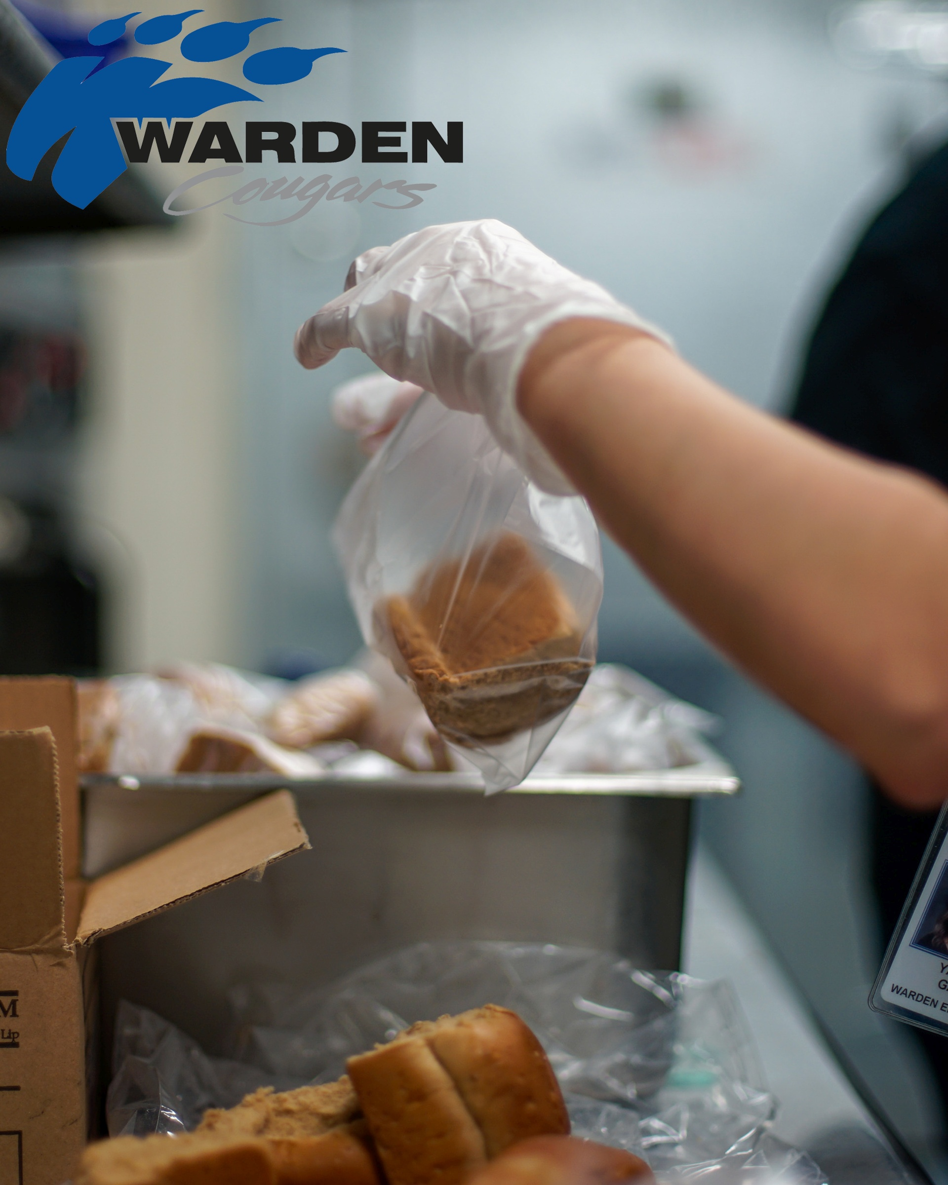 4/13/2020, MEALS and ENRICHMENT PACKETS FOR WARDEN CHILDREN GOING OUT TODAY