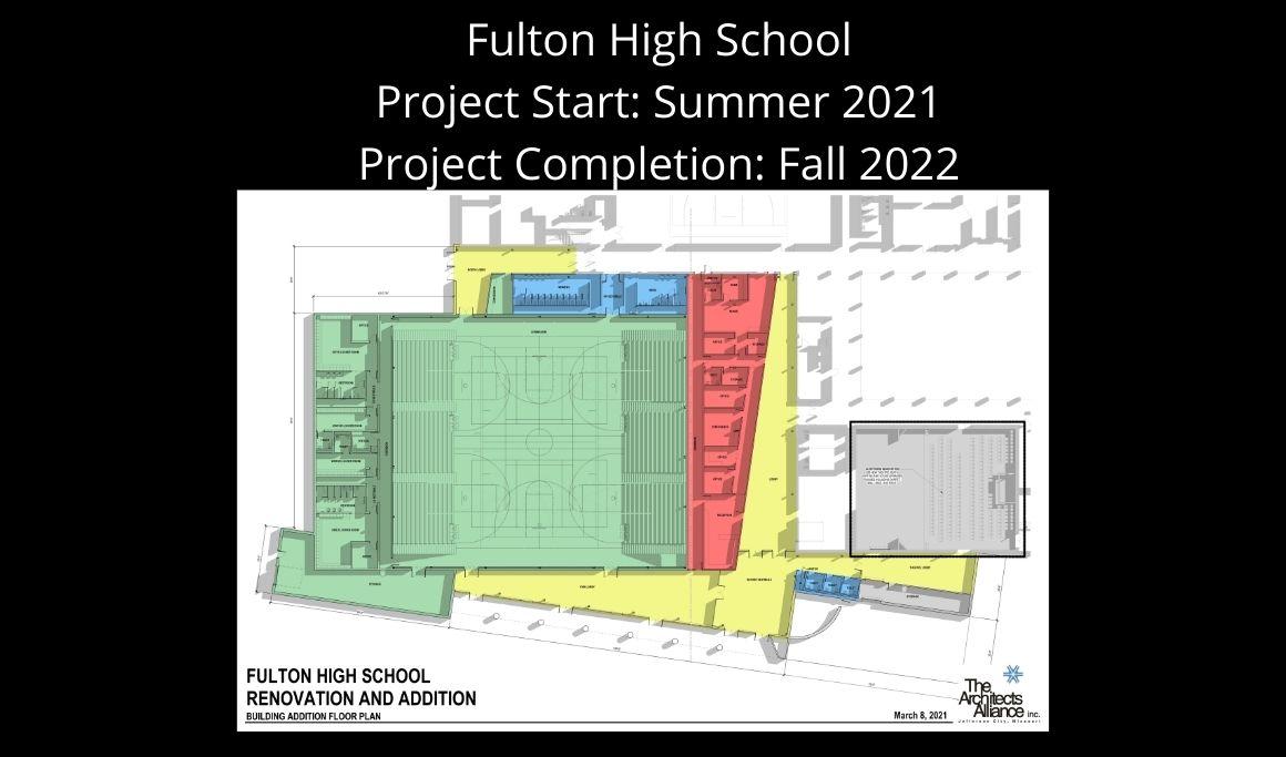 FHS floor plan