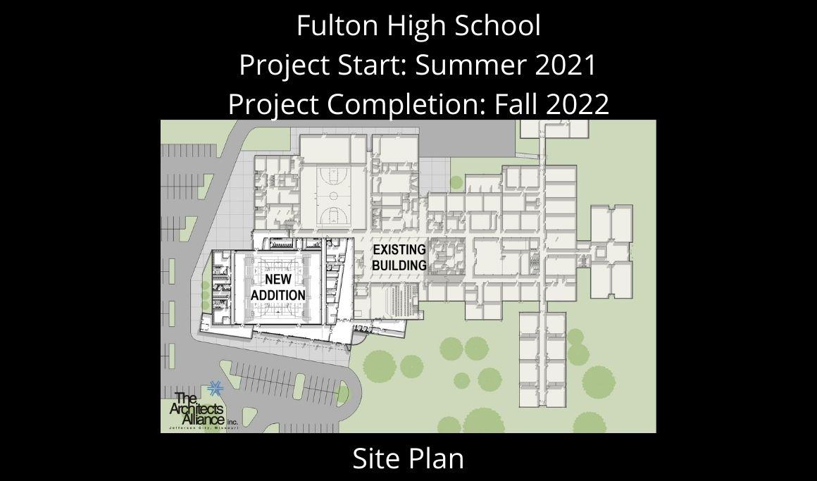 FHS site plan