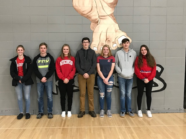 NLC Academic All-Conference for Fall Sports