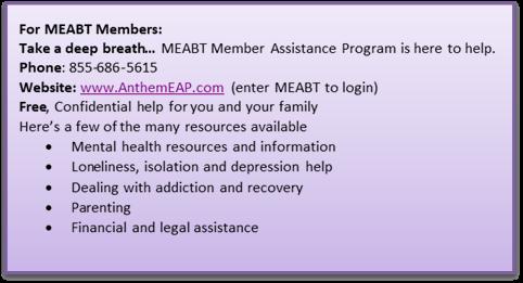 Members Assistance Program