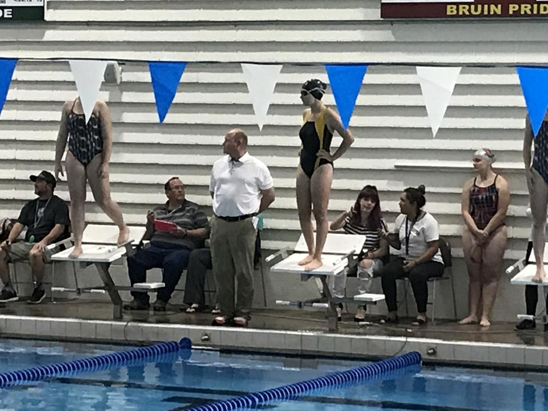 UHS Swimming