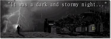 2019 DARK AND STORMY WRITING CONTEST WINNERS