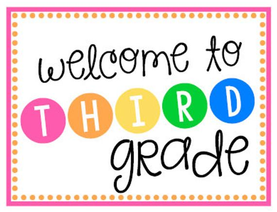 Miss Drisdelle's Third Grade Class - William E. Norris