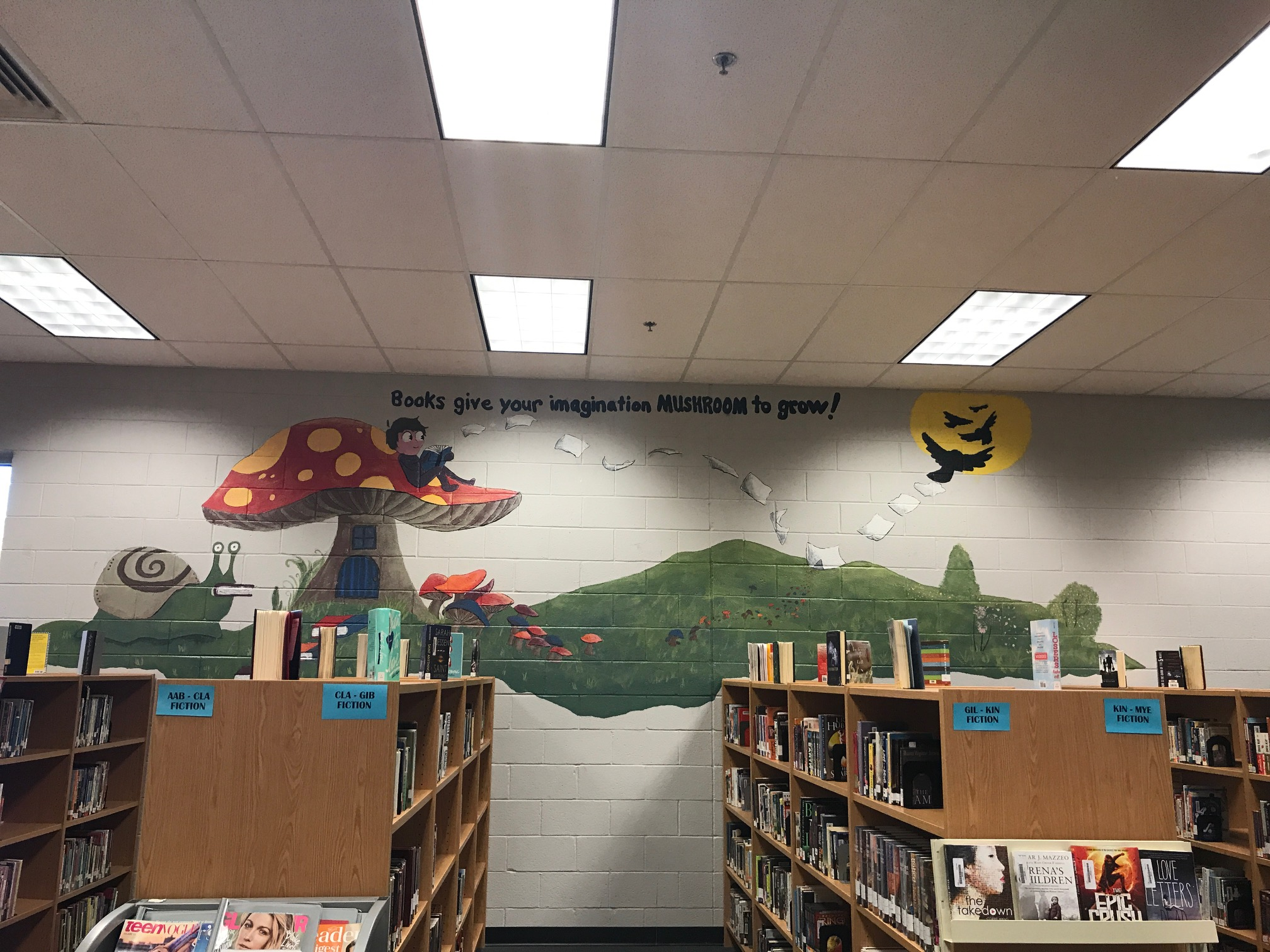 BHS Library Mission