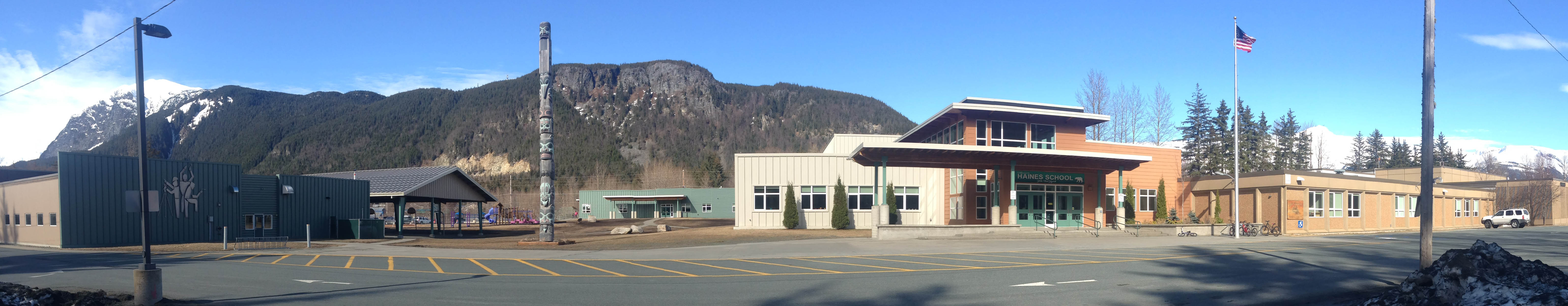 Elementary School Panorama