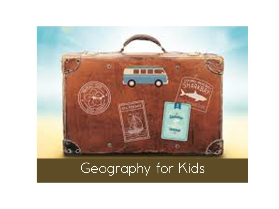 Thursdays: Little Explorers Geography