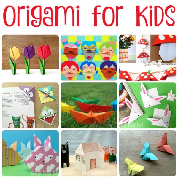 Tuesday: Origami